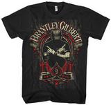 Brantley Gilbert- Crossed Arms T-skjorte