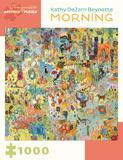 Kathy Dezarn Beynette: Morning 1000 Piece Puzzle Quebra-cabeça