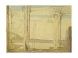 Youth, 1923 Gicléetryck av Frederick Cayley Robinson
