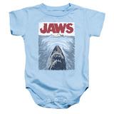 Infant: Jaws- Graphic Poster Onesie Infant Onesie