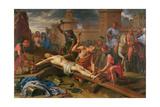 The Crucifixion Giclée-vedos tekijänä Philippe De Champaigne