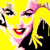 Temptress Marilyn Monroe Giclee Print by Pop Art Queen