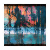 What a Color Art Series Abstract 9 Prints by Ricki Mountain