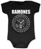 Infant: Ramones - Classic Seal Onesie ロンパース