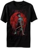 Samurai Jack- Red Moon Tshirts