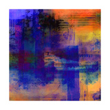 What a Color Art Series Abstract 11 Posters by Ricki Mountain