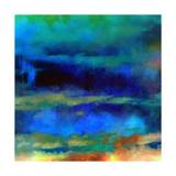 What a Color Art Series Abstract X Kunstdrucke von Ricki Mountain