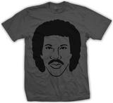 Lionel Richie- Cartoon Tee T-skjorte