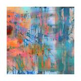 What a Color Art Series Abstract 8 Kunstdrucke von Ricki Mountain