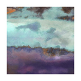 What a Color Art Series Abstract 7 Poster von Ricki Mountain