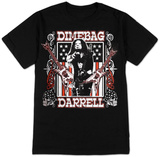 Dimebag Darrell- Guitar Flag T-paita