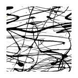 Splatter Paint I Kunstdrucke von Ricki Mountain