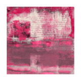 What a Color Art Series Abstract V Prints by Ricki Mountain