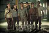Maze Runner 2 Group Poster