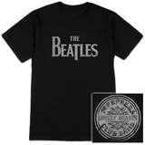 The Beatles- Lonely Hearts (Front/Back) Skjorter
