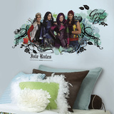 Descendants Isle Of The Lost Peel And Stick Wall Graphic Veggoverføringsbilde