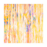Mellow Yellows I Kunst von Ricki Mountain