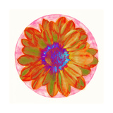 Flora Orb III Print by Ricki Mountain