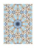 Pattern and Optics Print by Ricki Mountain