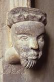 Church Carving Fotografisk trykk av Den Reader