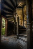 Escalier en colimaçon Reproduction photographique Premium par Nathan Wright