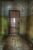 Cell with Metal Door Photographic Print by Nathan Wright