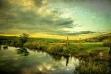 Romantic Rural Scene in England Fotografisk trykk av Mark Gemmell