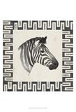 Safari Zebra I Prints by Grace Popp