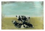 Country Drive Cows III Giclee Print by Naomi McCavitt
