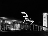 Flamingo Hotel, Las Vegas, Nevada. 1960s Metal Print