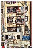 Urban Tags I Posters by Honey Malek