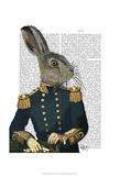 Lieutenant Hare Art by  Fab Funky