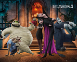 Hotel Transylvania- Group Welcome Poster