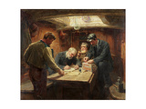 Duty Paid, 1896 Giclee Print by Ralph Hedley