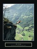 Risiko Bedruckte aufgespannte Leinwand