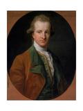Henry Swinburne, 1779 Giclée-vedos tekijänä Pompeo Girolamo Batoni