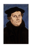 Martin Luther, 1529 Giclee Print by Lucas Cranach the Elder