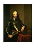 Charles I (1600-49) Giclée-Druck von Sir Anthony Van Dyck