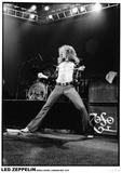 Led Zeppelin - Robert Plant - Earls Court 1975 Poster