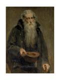 Blind Beggar, 1897 Giclee Print by Ralph Hedley