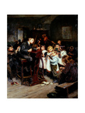 The Monitor, 1898 Giclee Print by Ralph Hedley