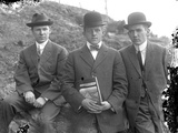 James R. Murphy Portrait Group, C.1910-20 Photographic Print by William Davis Hassler
