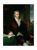 Robert Livingston, 1804 Giclée-Druck von John Vanderlyn