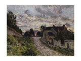 The Path to Louveciennes; Un Chemin a Louveciennes, 1876 Giclee Print by Alfred Sisley