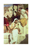 The Gladiators Wife, 1884 Giclee Print by Edmund Blair Leighton