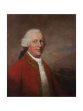 Sir James Sinclair-Lockhart, 15th Baron of Cambusnethan Giclee-trykk av Sir Henry Raeburn
