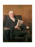 Robert Allan of Kirkliston, 1800 Giclee-trykk av Sir Henry Raeburn