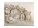 Entry to the Colosseum Giclée-Druck von Sebastian Vrancx