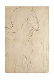 Study for 'Feeling I', 1901 Giclee Print by Ferdinand Hodler