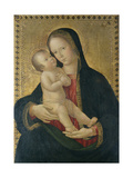 Madonna and Child, C.1480-85 Giclee Print by Antoniazzo Romano